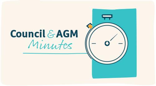 Organisational Minutes