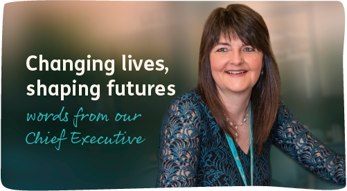 Our Chief Executive's Blog