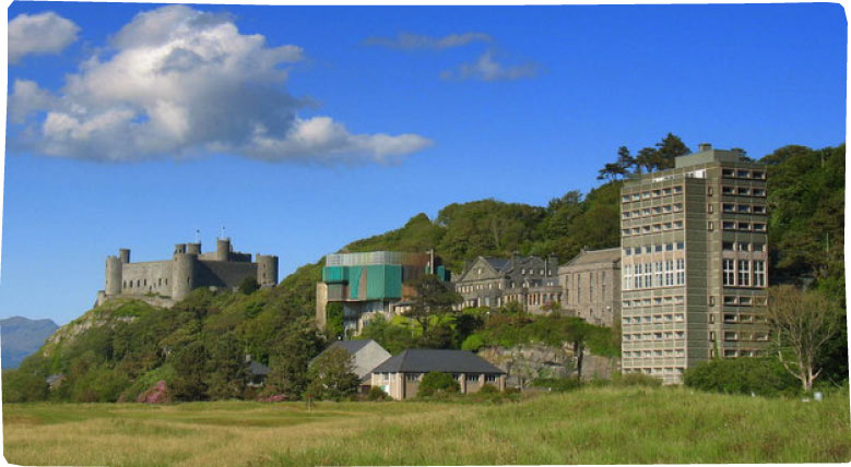 Coleg Harlech Site and Buildings Under New Ownership