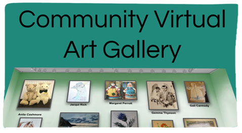 Virtual Art Gallery Makes a Real Difference!