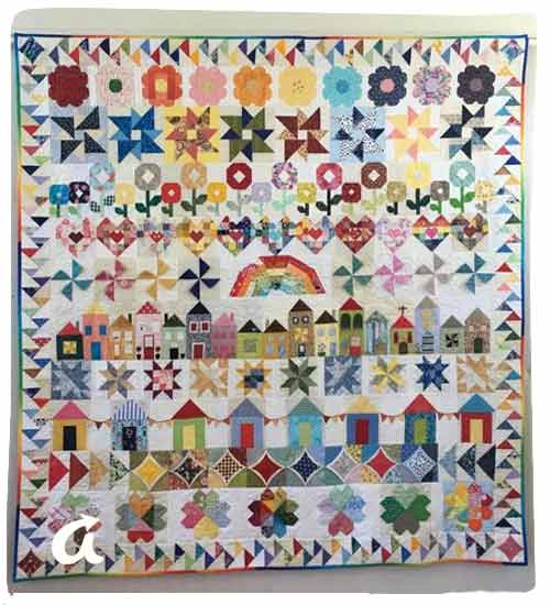 Good News Stories - A Quilters Tale (A 'Teams' Effort)