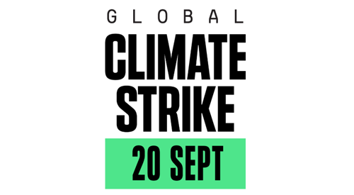 Supporting the Global Climate Strike