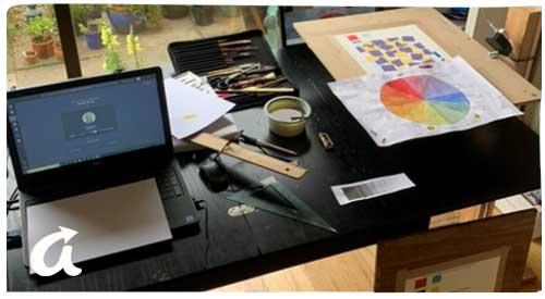 Virtual Classroom Set-up